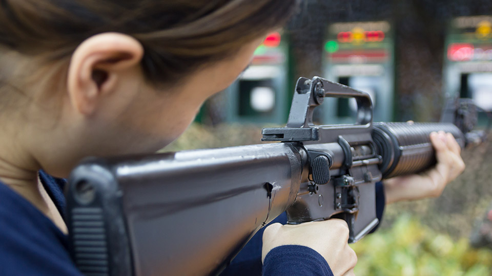 NRA Explore | NRA Intercollegiate Rifle and Pistol Sectionals